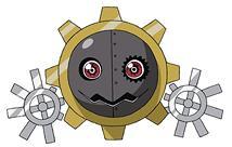 [FanFic] Digimon Antiga Ameaça  Hagurumon
