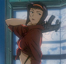 "Despite all the praise I'm giving outhere, ""Cowboy Bebop: The Movie"